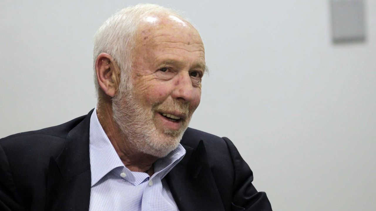 James Simons Net Worth